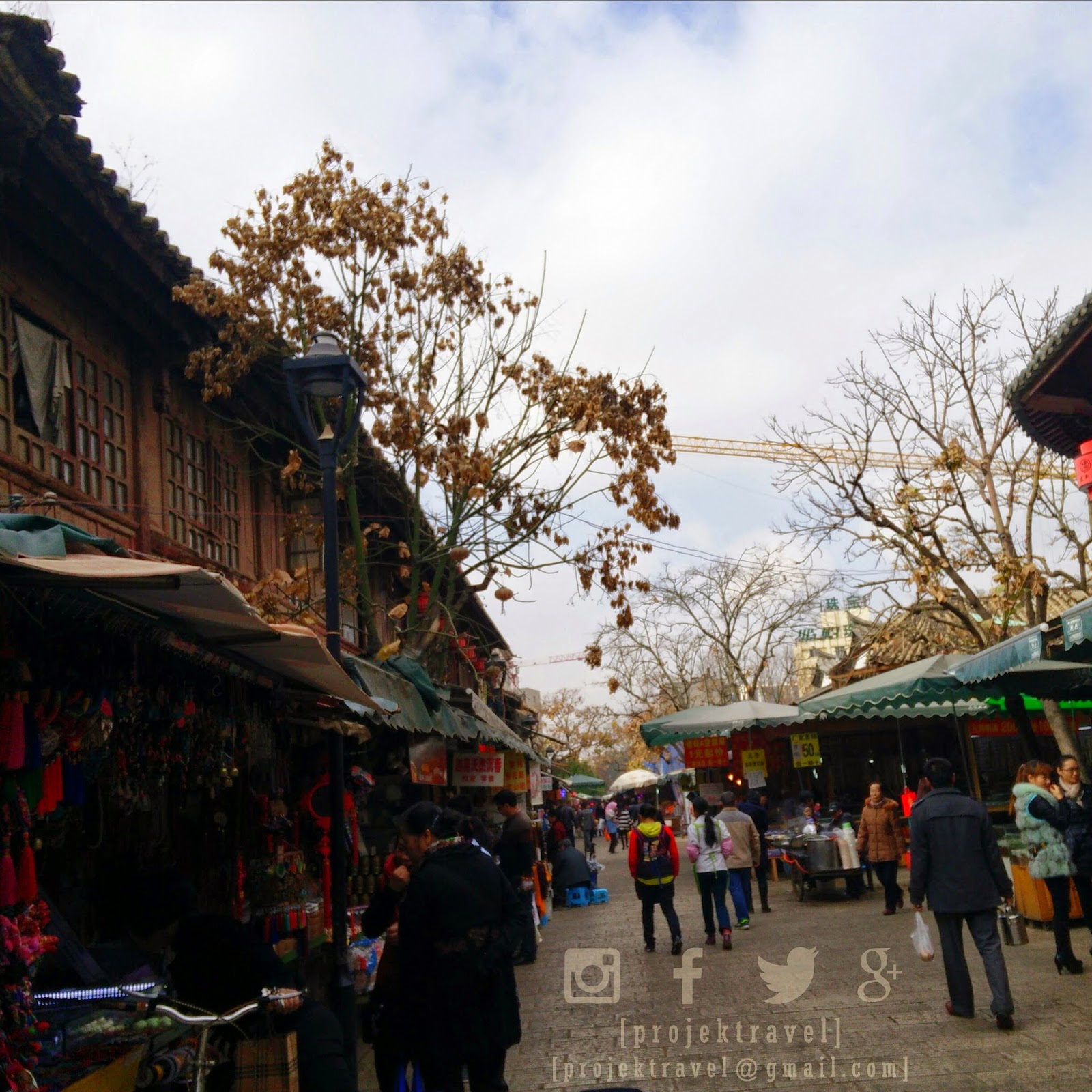 Guandu Ancient Town