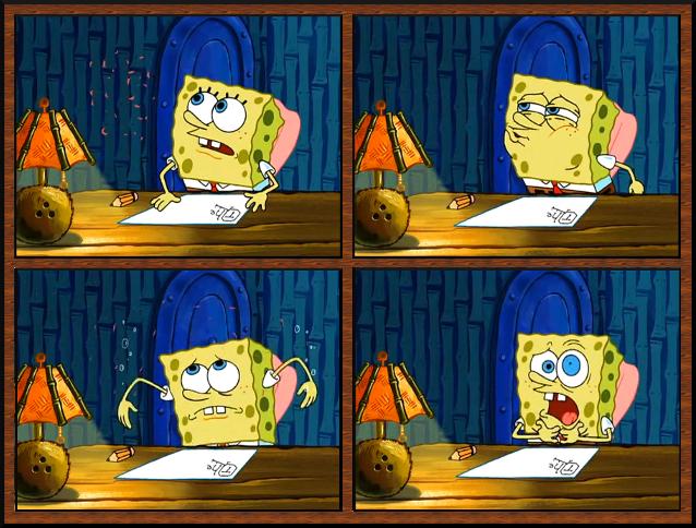 Spongebob essay episode cute