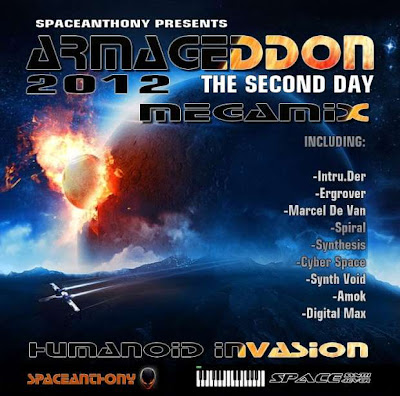ARMAGEDDON 2012 - The Second Day - Humanoid Invasion by SpaceAnthony
