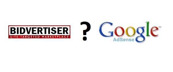 BidVertiser: Gana dinero con tu web o blog