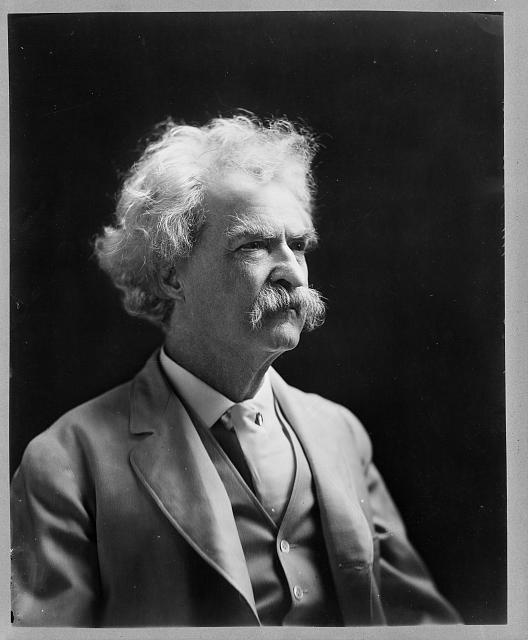 mark twain history Did mark twain once assert the coldest winter he'd ever spent was a summer in san francisco.