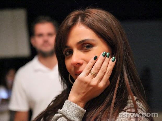 "Giovanna Antonelli na Novela ""Em Família"""