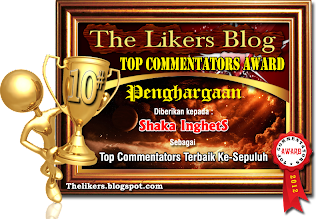 The Likers Award Top Commentators