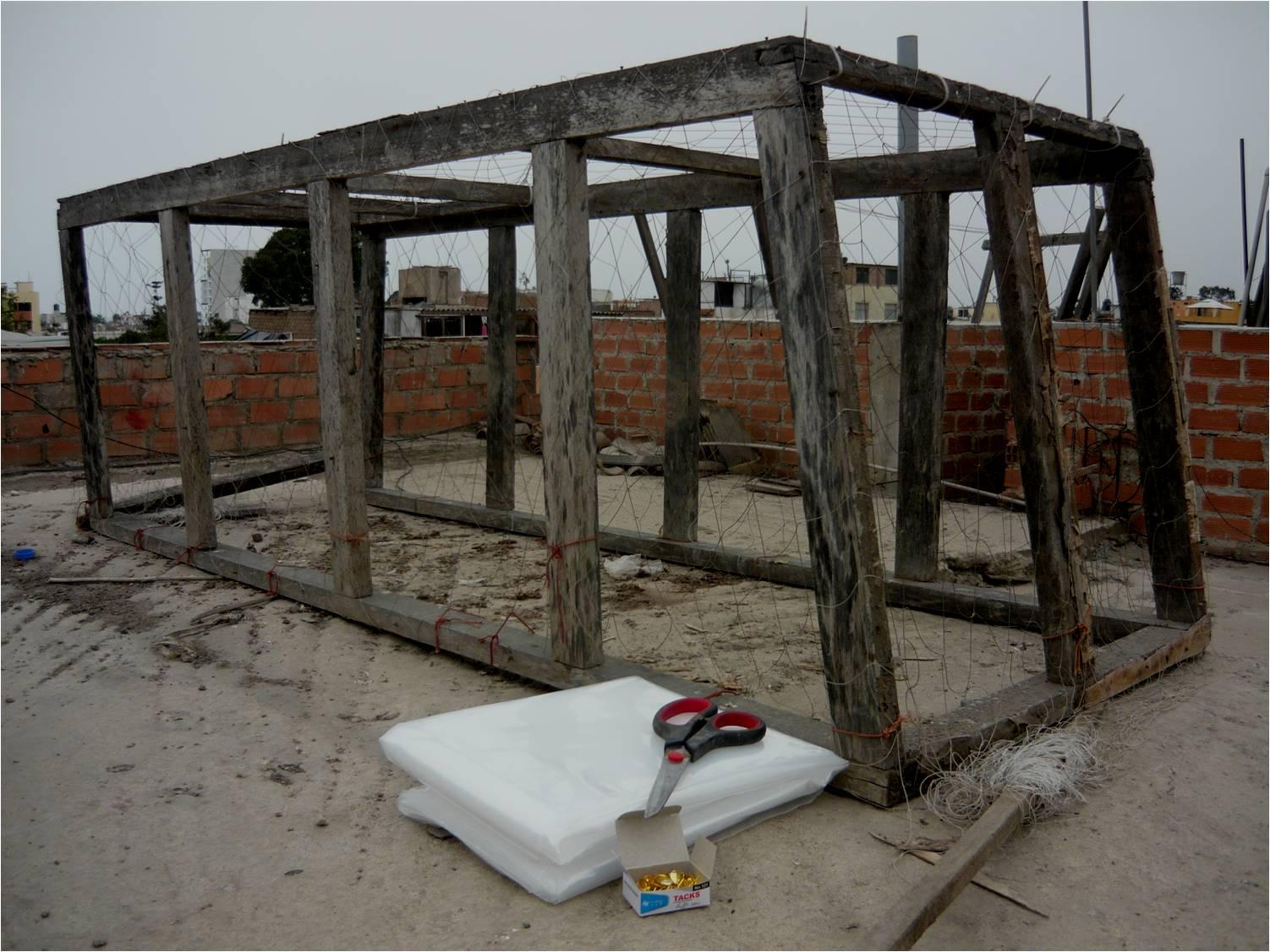 Alternativa ecol gica consideraciones para el uso de - Fabricar un invernadero ...