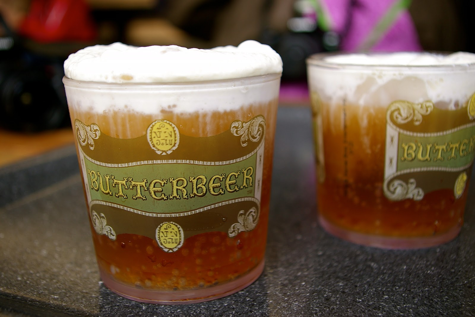 Harry Potter Butterbeer Logo The Boy Who Will Alway...