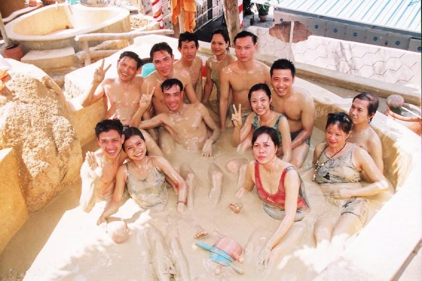 Tắm khoáng nóng Phước Nhơn 1 ngày