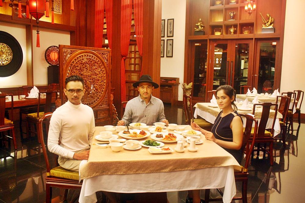 RUYI CHINESE RESTAURANT AWARTA NUSA DUA