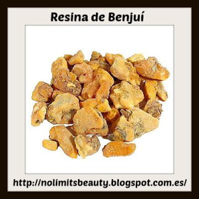 Resina de Benjuí
