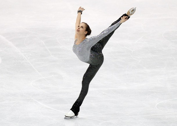 Carolina Kostner Crotch