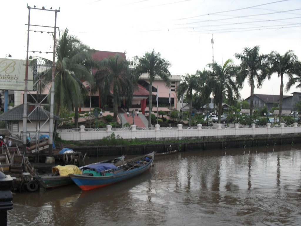 Qori Menulis Blog Monthly Note Minggu Pagi Di Banjarmasin