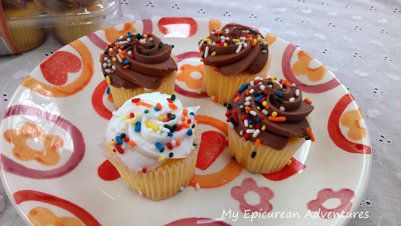 My Epicurean Adventures Maplehurst Bakeries PeanutFree Cupcakes