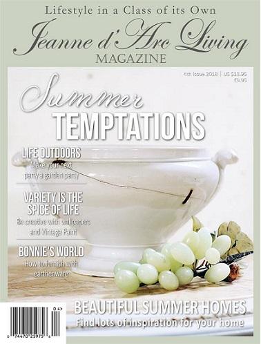 Jeanne d'Arc Living Magazine/Pre-Order