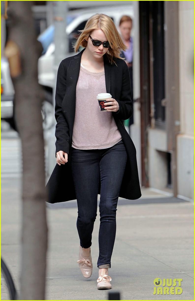 Emma Stone Emma Stone Street Style