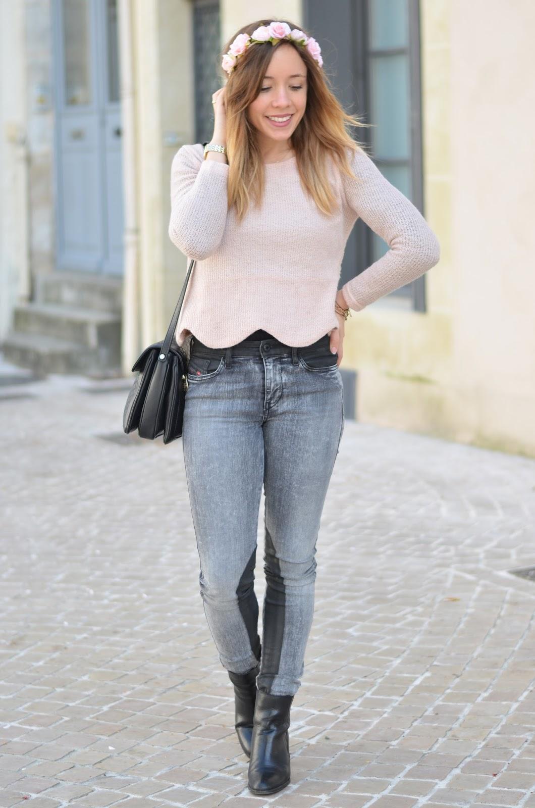 Jean diesel mode
