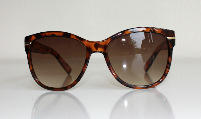 Forever21 Forever 21 Sunglasses Wayfarer Cat Eye
