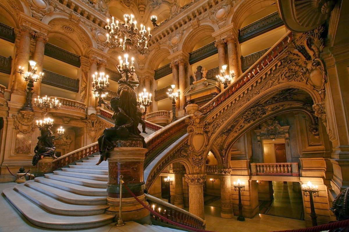 Paris is Always a Good Idea - Palais Garnier