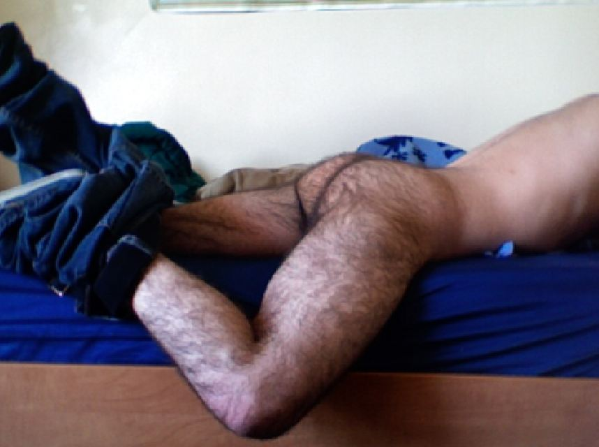 Hairy Asses Just Yummy