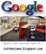 Lowongan Kerja Terbaru Google Indonesia