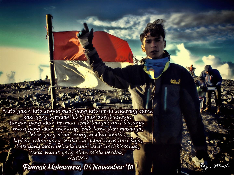 Pendakian Gunung Mahameru Semeru