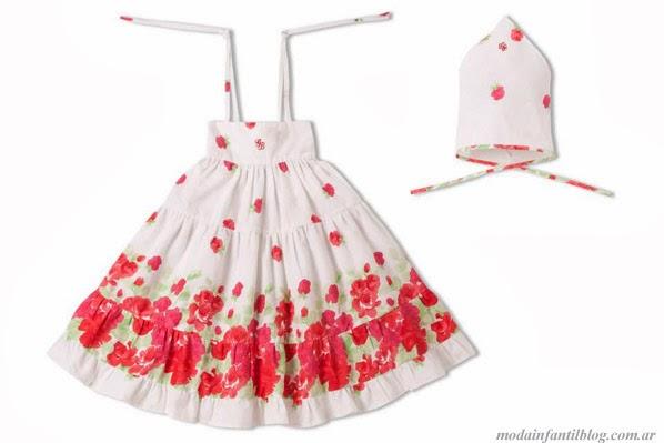 vestidos nenas g de b primavera verano 2014