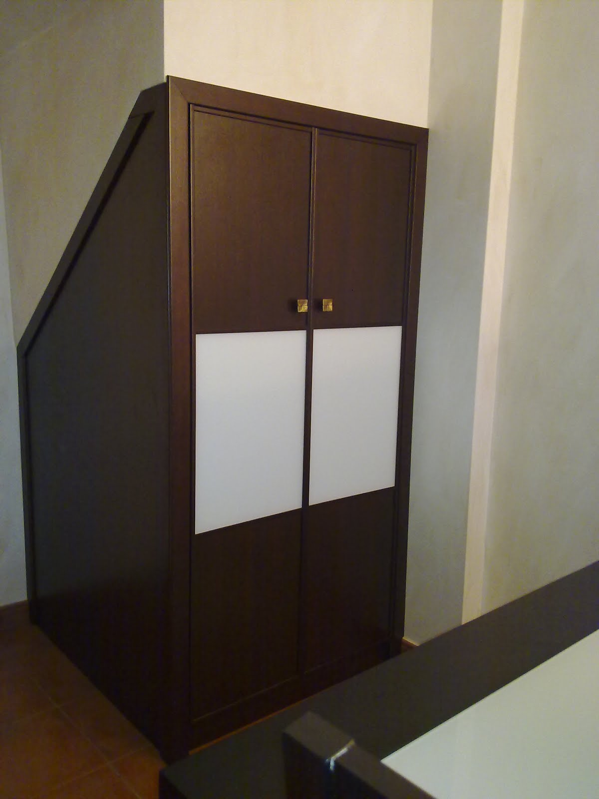 Spazio 39 s agaterados armario en sal n for Armario salon