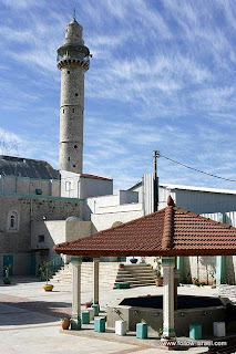 The Great Mosque of Ramla also known as Al-Omari Mosque
