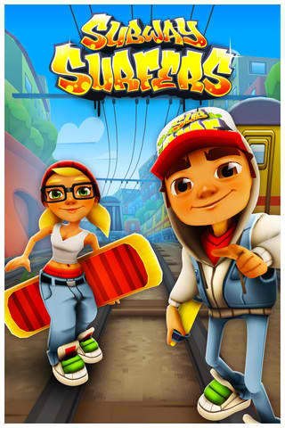 Subway Surfers Complete Full Version PC Game ~ Game To Masti : For