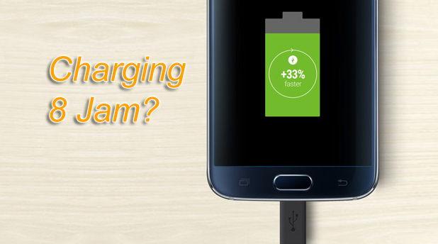 Perlukah Charging Baterai Baru Selama 8 Hingga 12 Jam?