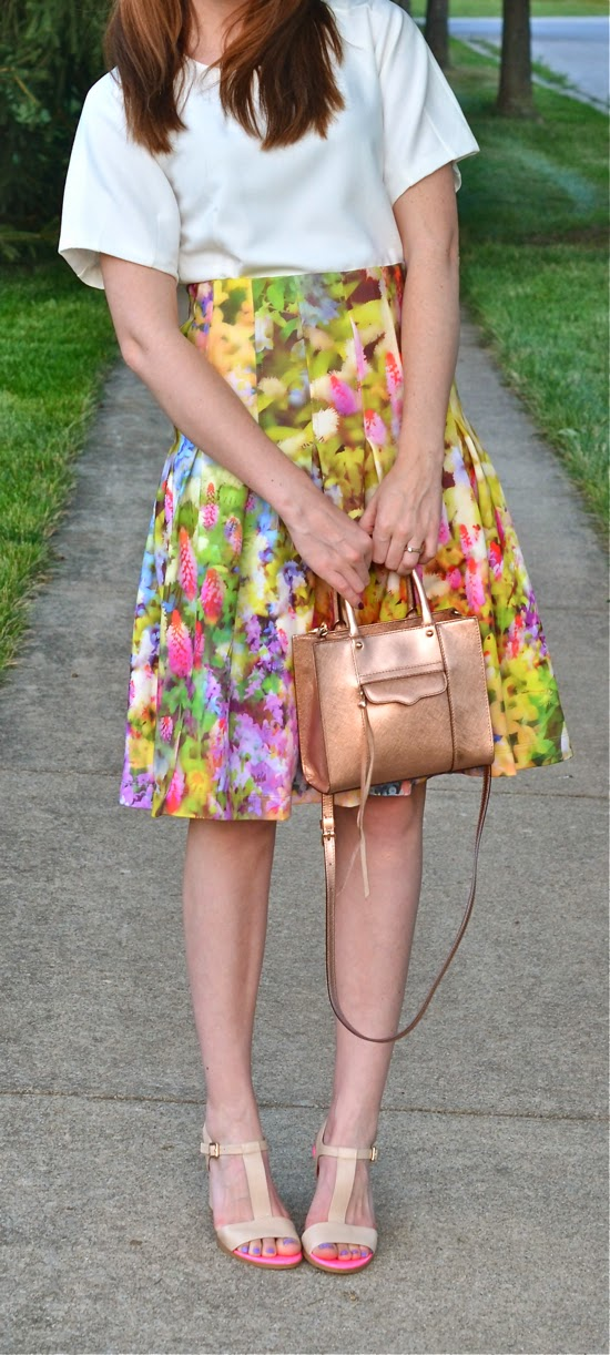 floral-scuba-skirt