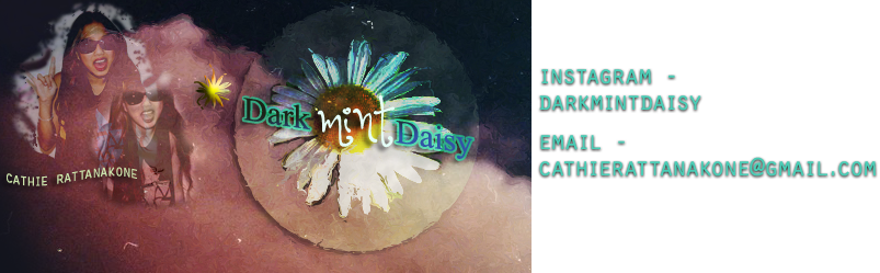 Dark Mint Daisy