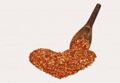 الأرز البني يحتوى الكربوهيدرات المعقدة التي تعطيك كمية مستمرة من الطاقة على مدار اليوم.