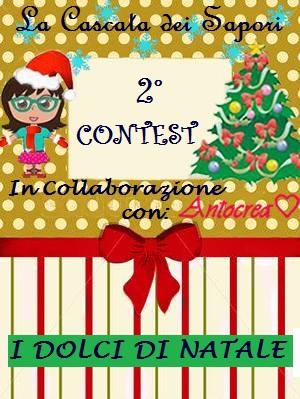 il contest sui dolci di Natale!