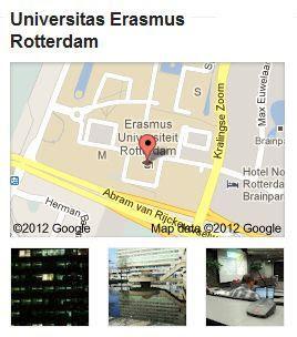 Beasiswa Erasmus Mundus 2012