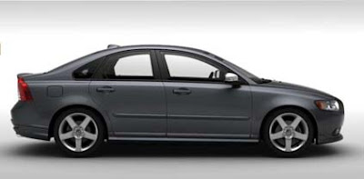 Volvo S40 Titanium Grey Metallic