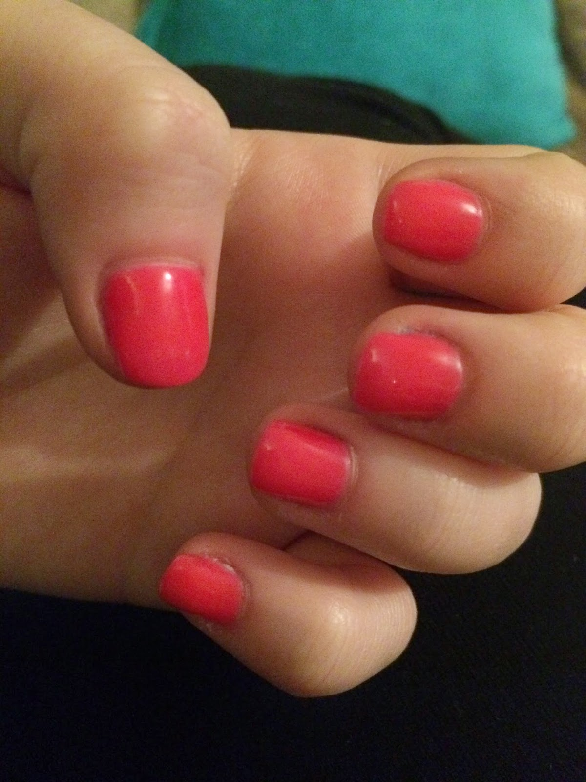 orly gel fx passion fruit