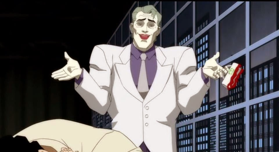 Leaked Jared Leto Joker Costume