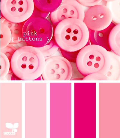 Perfectly pink 39 s blog perfectly pink friday 39 s - Gama de colores rosas ...