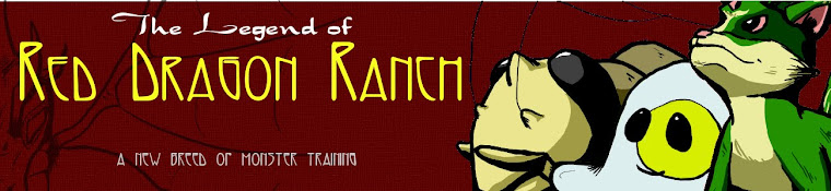 The Legend of Red Dragon Ranch