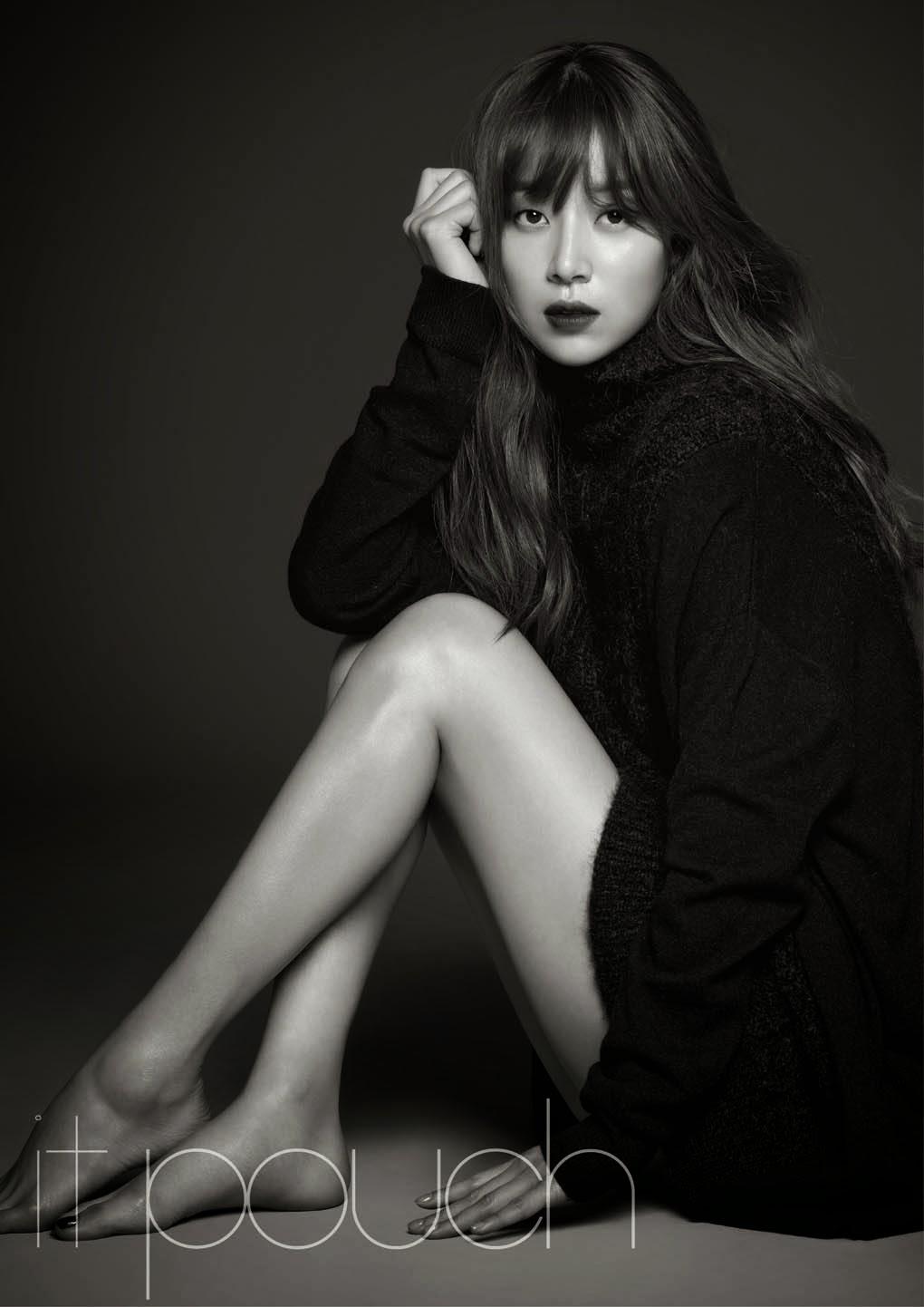 Han Ji Hye - It Pouch Magazine January Issue 2014