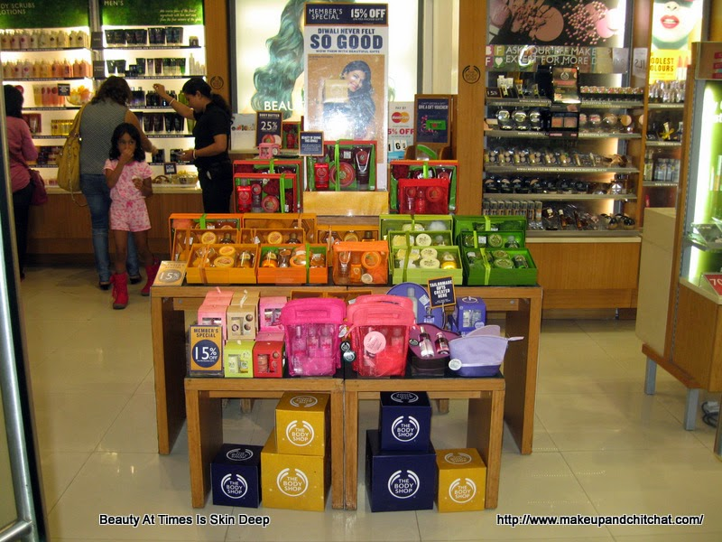 The Body Shop Store Kolkata