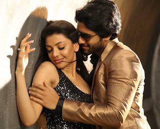 Kajal Agarwal Spicy Romance stills from movie Tger Vishwa Must See beauty Kajal