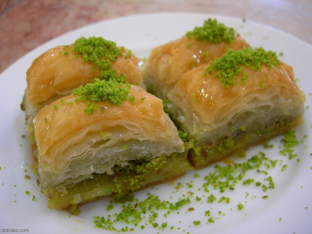 THE CONFECTIONIST: baklava