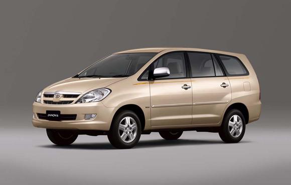 Toyota Innova - Những xe ô tô bán chạy nhất Việt Nam 2012