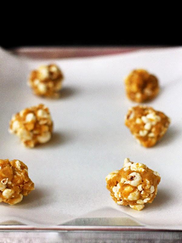 Milk and Honey: Buttered Popcorn Cookies