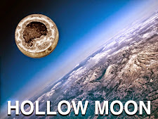 Hollow Moon - Could It Be A Giant UFO, The Mother Ship?
