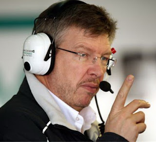 Ross Brawn spune ca updateurile aduse de Mercedes functioneaza!