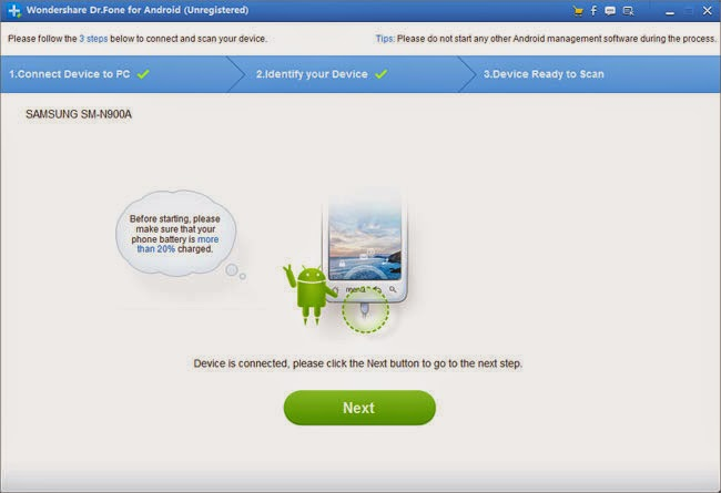 how to download text messages from samsung galaxy