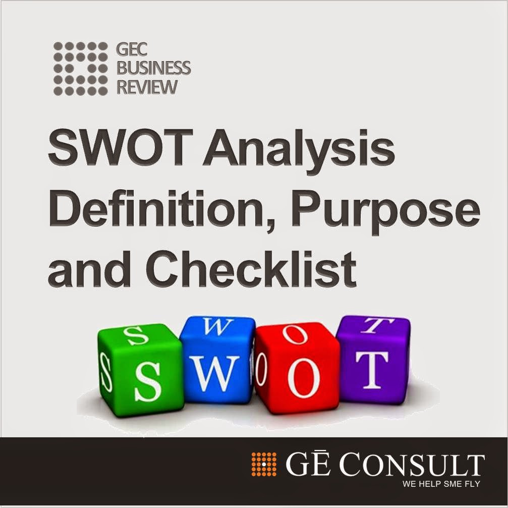 an analysis of the characteristics of swot
