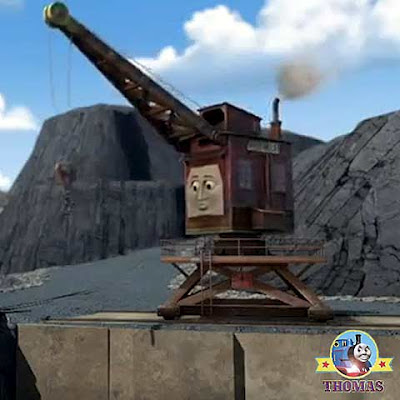 Movie Blue mountain mystery Thomas the train game puzzle jigsaw game for older childrens challenge