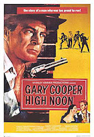 Authentic western movie High Noon